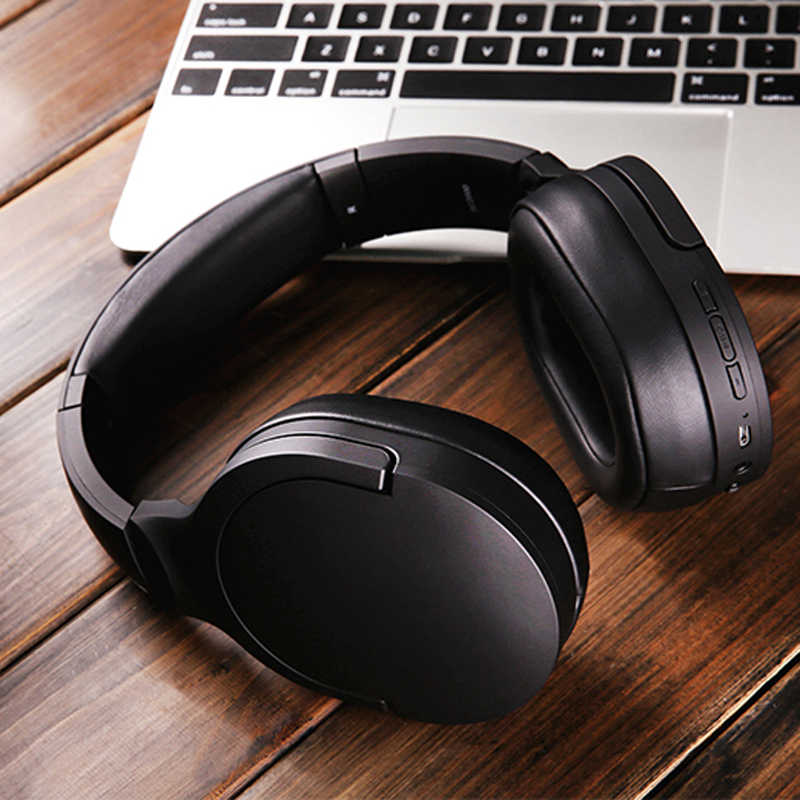 SOMIC SC2000BT bezprzewodowe słuchawki Bluetooth Stereo HiFi przenośny muzyczny zestaw słuchawkowy dla telefonów komórkowych xiaomi tablet z funkcją telefonu na laptopa