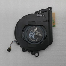 """Ventilador de refrigeração original cpu gpu para hp, 13 """"spectre x360 13t ae000 series L04885 001 ND55C03 17D16 17d17"""