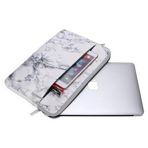 Image 4 - Mosiso capa de laptop, capa de laptop 11.6 12 13.3 14 15.6 polegadas para macbook dell hp asus ace lenovo capa da manga do caderno