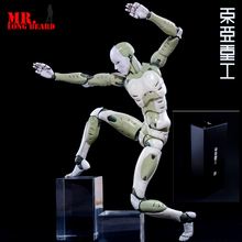 30cm Versions Heavy Industries Synthetic Human 1/6 Scale Action Figure Collectible Model Toy Gift Dropshipping