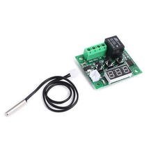 Switch-Module Thermo-Controller W1209 Ntc-Sensor Practical Waterproof New DC LED 12V