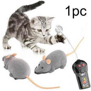 RC Mouse Toy Party M...
