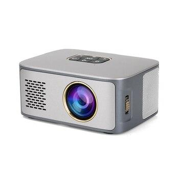 LED Mini Projector Multimedia HD 1080P Video Movie Home Theater Cinema DQ-Drop