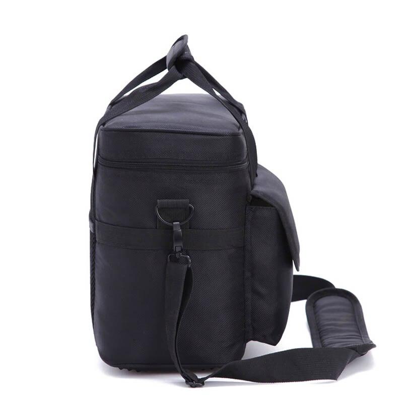 Oxford pano saco de piquenique mochila isolada