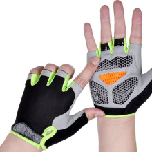 Cycling-Gloves Bike Anti-Slip Breathable Sports Silicone Women D40