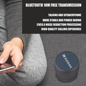 Image 5 - Kodak Bluetooth Speakers Y500 portable speaker Metal Home Wireless Subwoofer altavoz bluetooth Speaker for the computer