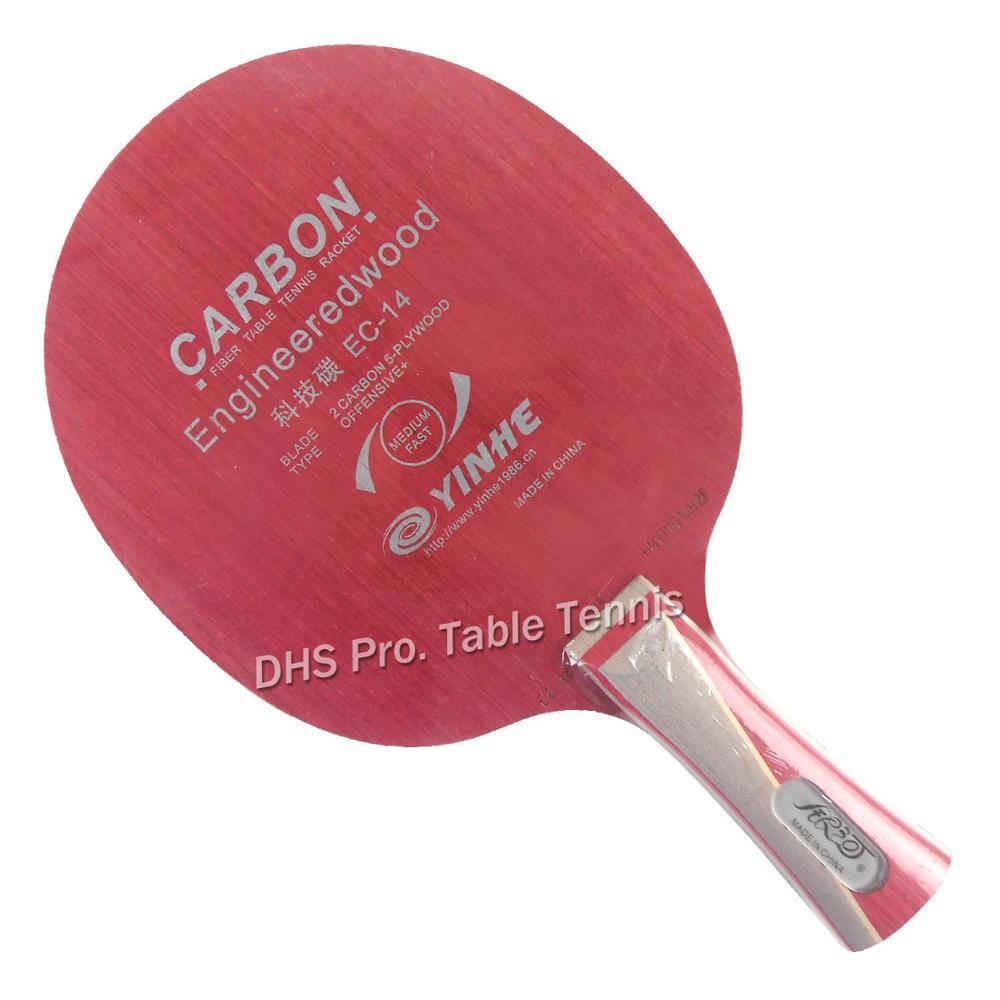 Yinhe Milky Way Galaxy YINHE EC-14 EC14 EC 14 Table Tennis Pingpong Blade