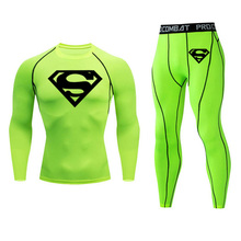 Brand New Men Thermal Underwear Sets Compression Fleece Sweat Quick Drying Thermo Underwear Men Clot