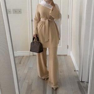 Image 1 - Eid Mubarak vestido Hijab De Moda musulmana, Kaftan, Dubai, Abaya, Turquía, ropa islámica, Abayas para damas