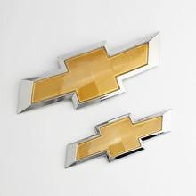 Авто 3D Передняя Эмблема задний багажник значок наклейка для шевролет Авео лова Cruze Spark Epica Автомобиль Стайлинг украшения Аксессуары