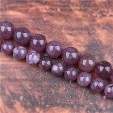 Mica Natural Stone Beads Loose Stone Beads For Jewelry Making DIY Bracelets Necklace Accessories 4/ 6/8/10mm