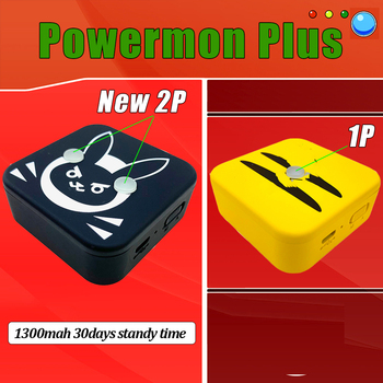 Dropshipping Auto catch Powermon Go Plus Bluetooth interactive figure toys Plus Bracelet Device for Android and IOS