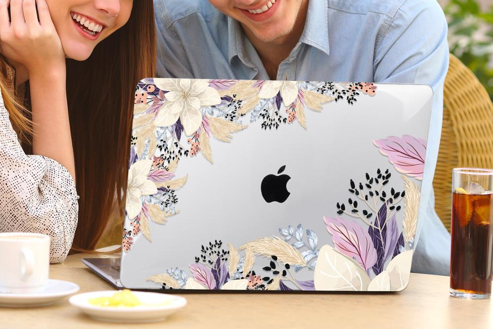 Floral Case for MacBook 177