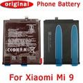 Аккумулятор BM3L для Xiaomi Mi 9, 100% оригинал, 3200 мАч, встроенный литий-ионный аккумулятор, запасные части для аккумуляторов Mi9