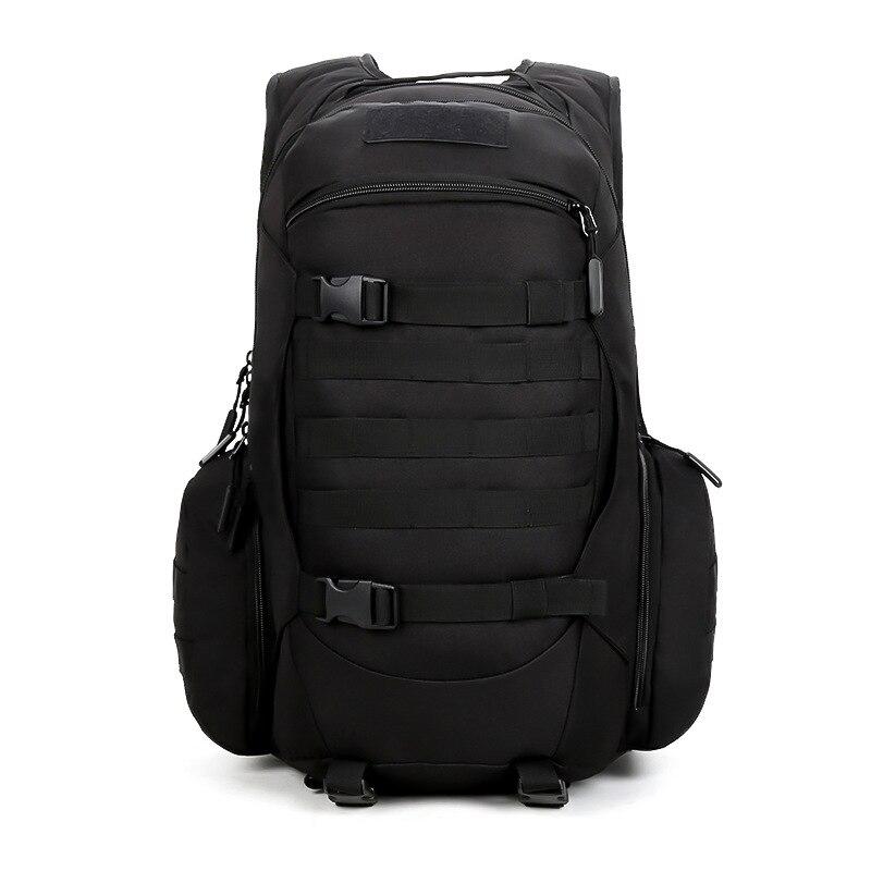 40L sac de sport en plein air hommes femmes voyage sac à dos chasse randonnée Camping multifonction sac à dos tactique décontracté mâle sac de voyage