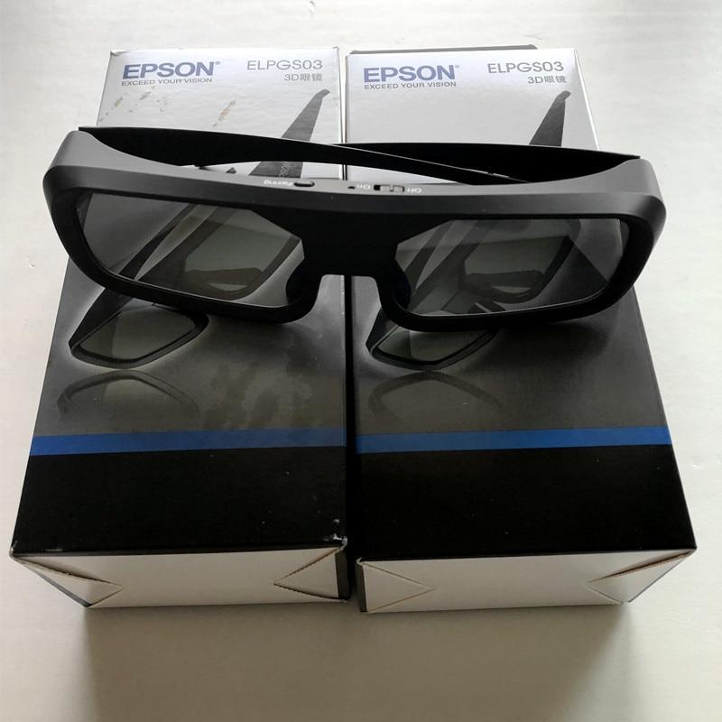 ELPGS03 bluetooth Shutter Active 3D glasses for Epson Home Cinema 3D Projectors Pakistan