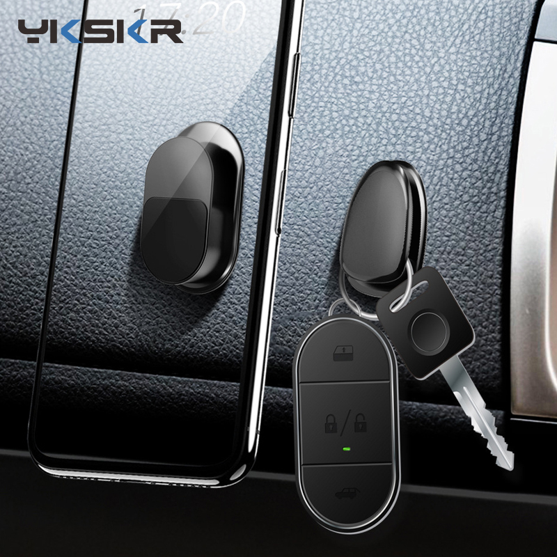 Multifunction Mini Magnetic Mobile Phone Holder hook up Dual purpose Phone Car Magnet Mount Holder GPS Universal Phone Holder