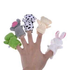 Фланелевая кукла для детей, ручная игрушка для детей