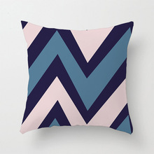 Office Pillow Case Home Furnishing Sofa High Quality Cushion Cover Geometric Patterns Design