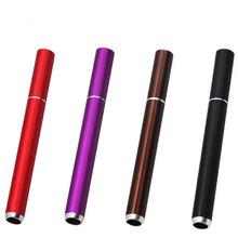 Handheld nowość akcesoria papierosowe filtr uchwytu papierosa uchwyt papierosa metalowa rura ustnik filtr akcesoria do palenia tanie tanio