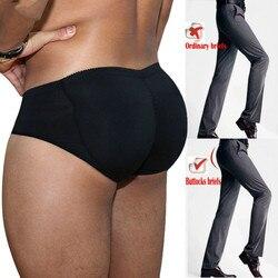 S-3xl cuecas acolchoadas e potencializadoras, roupa íntima masculina e feminina