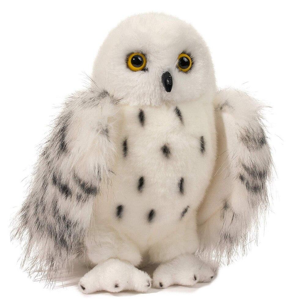 Cute Kids Plush Toy Animal Owl Style Stuffed Plush Toy Children Boys Girls Gift Toy Adorable Toy