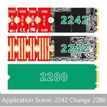 Aircraft 2242 SSD M2 NVME M2PLUS Extended-Transfer-2230 2260 M2-Change NGFF 2280 M.3