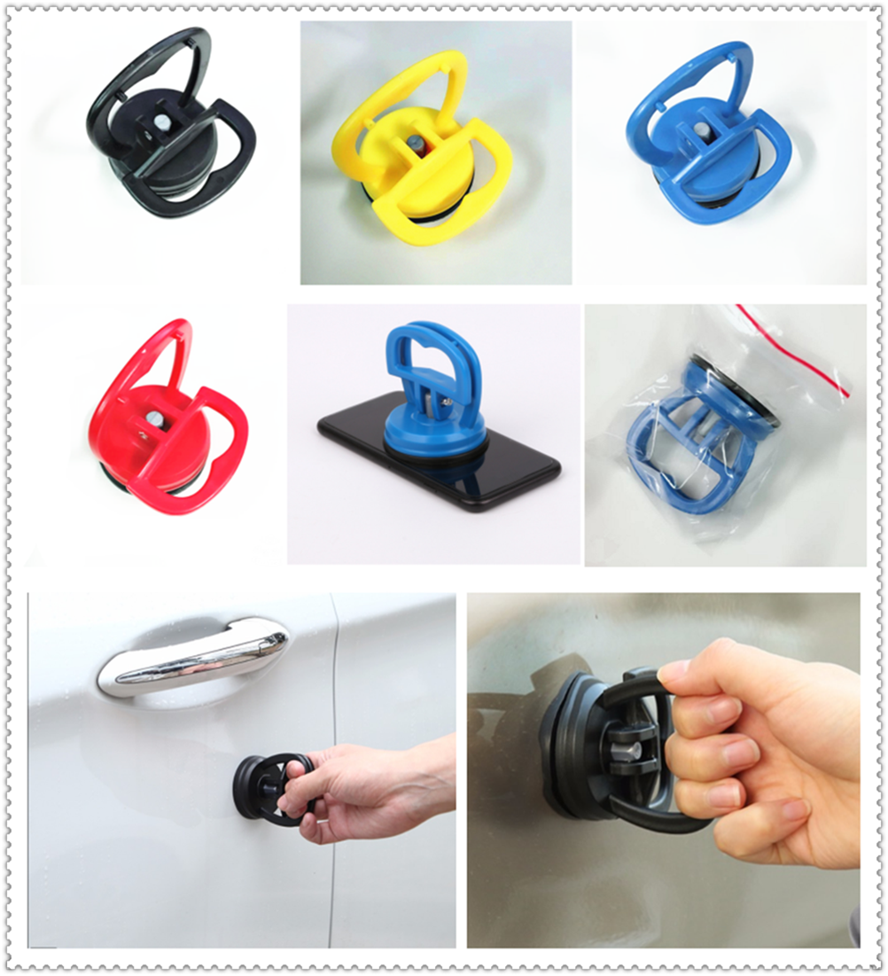 Mini Auto Dent Repair Powerful Suction Cup Lifter Glass Multifunction For Kia Provo K9 Cross Autoens CUB Trackster Ray K2