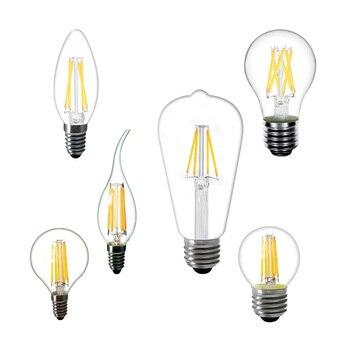 Bombilla LED Retro de Estilo Vintage para uso en interiores bombilla de...