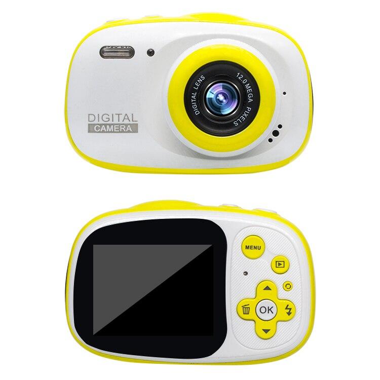Mini cámara para niños, juguetes educativos para niños, regalos para bebé, regalo de cumpleaños, resistente al agua IP68 con cámara de vídeo de 1080P - 3