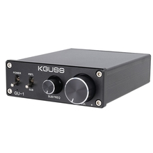Kguss Gu-1 Hifi Digital Audio Amplifier 100W x 2 Full-Range Mono Chip