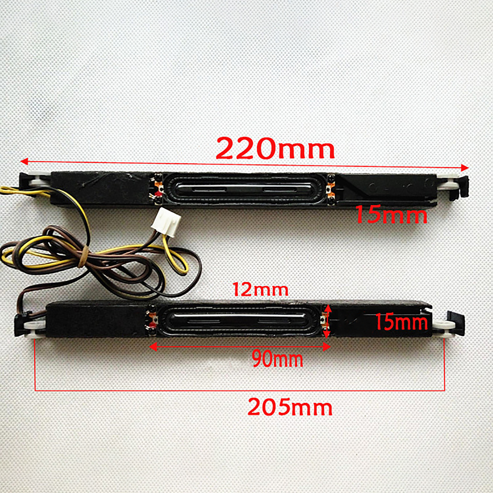 1pc LCD TV Speaker Replacement For Samsung BN96-12941D 8 Ohms 10W R101206JY LCD TV Speaker
