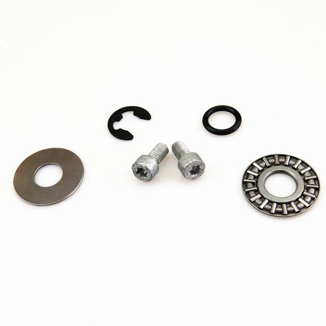 READXT 2Set 12 teeth Rear Hand Brake Motor Caliper Repair Kit For VW Passat B6 B7 CC Tiguan Q3 A4 S4 A5 S5 A6 32326315 32332267