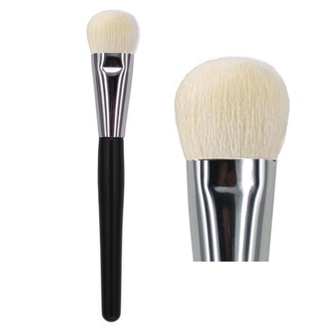 Professional Eyeshadow Brush Large Contour Pointed Foundation Eyelash Eyeliner Kabuki Brush Cosmetics Beauty Brushes Tool SALE 1