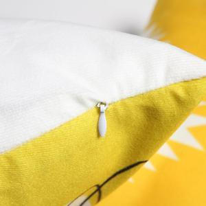 Декоративные наволочки для подушки ЖЕЛТЫЙ Гавайская тропическая летняя наволочка 45x45 см наволочка для подушки домашний декор диван для гостиной