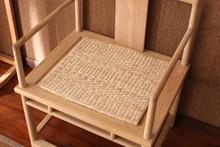 40*40CM Handmade mat straws futon cushions Floor tatami mats Home office breathable and odorless