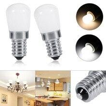 Mini E14 Led Light Bulb Smd2835 Холодильник Морозильник Прибор Cool% 2F Warm White Bulb Energy Saving Lamp For Home Lighting