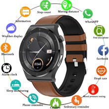 Bluetooth Call Smart Watch Men IP68 Waterproof Support ECG Blood Oxygen Body Temperature, Suitable for Android and Ios Wristband