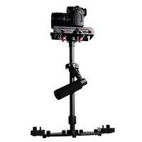 S700 profissional handheld estabilizador de vídeo fibra carbono para canon nikon sony panasonic dslr câmera dv hdv filmadora steadicam|Estabilizadores| |  -