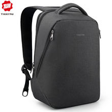 Tigernu Laptop Backpacks Schoolbag Water-Repellent Business Anti-Theft Travel Male Mochilas
