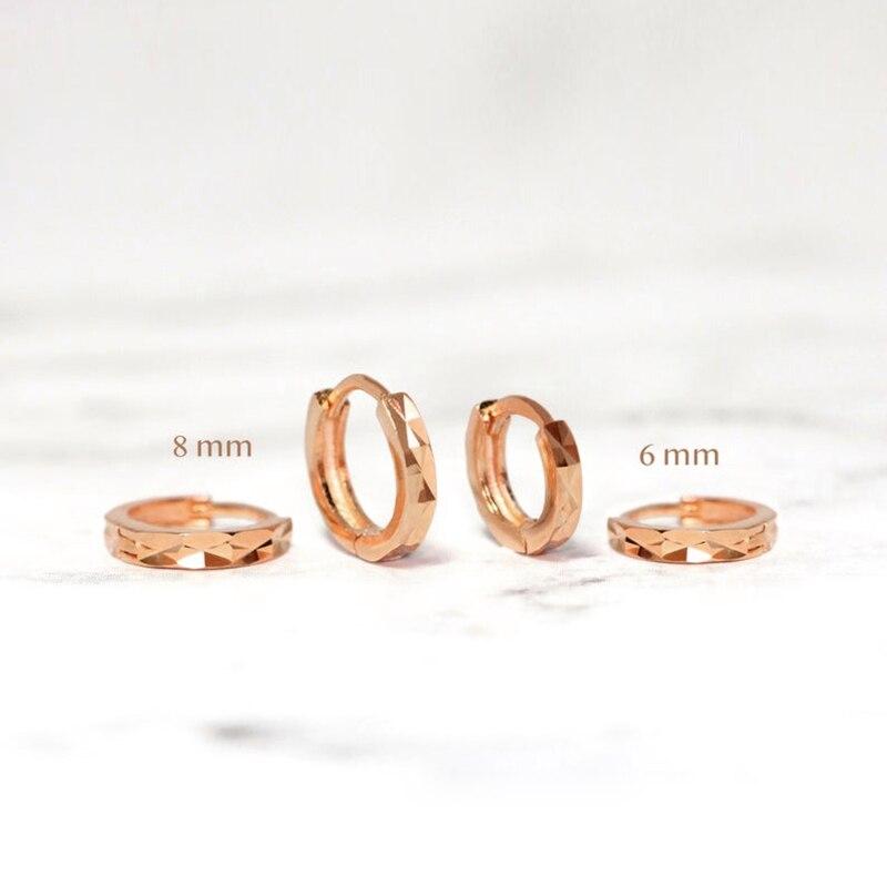 Rose Gold B 6mm