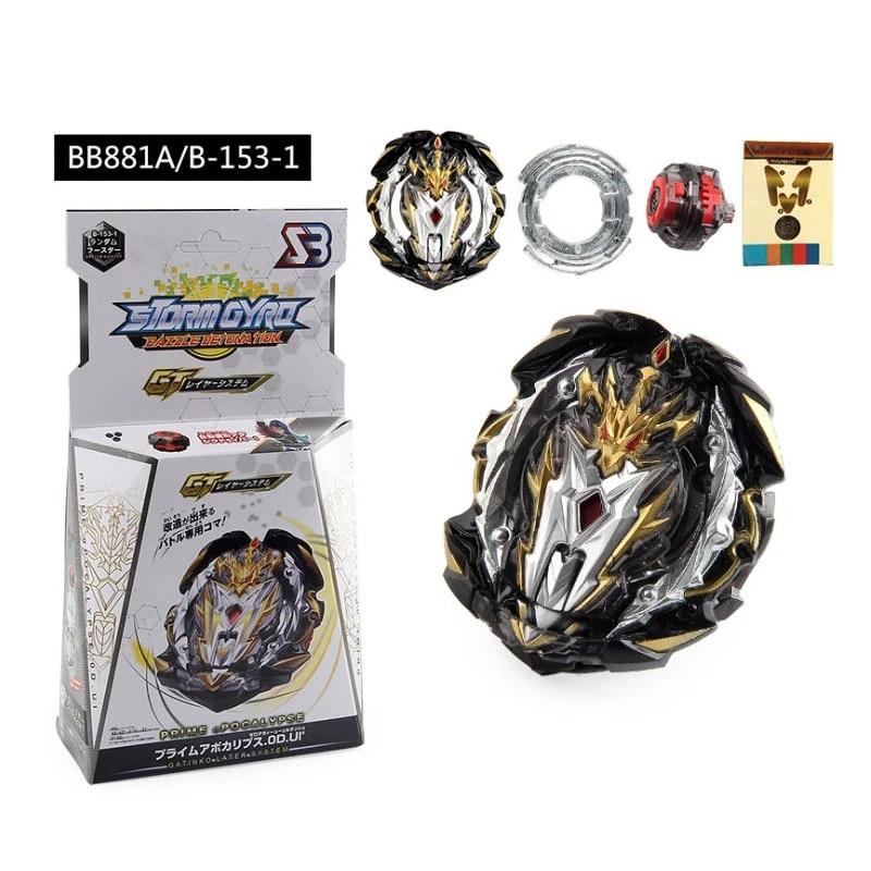 Beyblade BURST B-153 GT Prime Apocalypse.0D.Ul with Launcher Kids Fighting Toy l