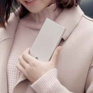 Image 5 - Xiao mi mi Accumulatori e caricabatterie di riserva 3 10000mAh USB C a due Vie carica rapida 18W batteria PLM12ZM mi jia Powerbank per il iPhone XS