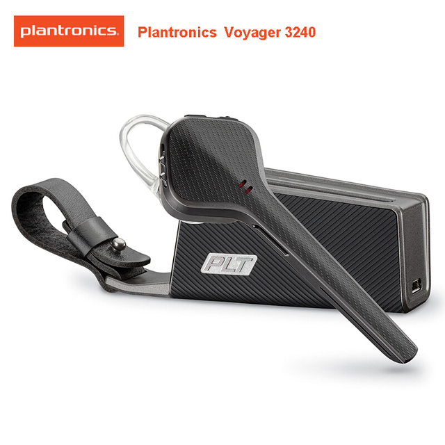 ต้นฉบับ Plantronics Voyager 3240 ไร้สายบลูทูธชุดหูฟังชนิดใส่ในหูพร้อมสำหรับ Xiaomi สนับสนุนอย่างเป็นทางการ Test