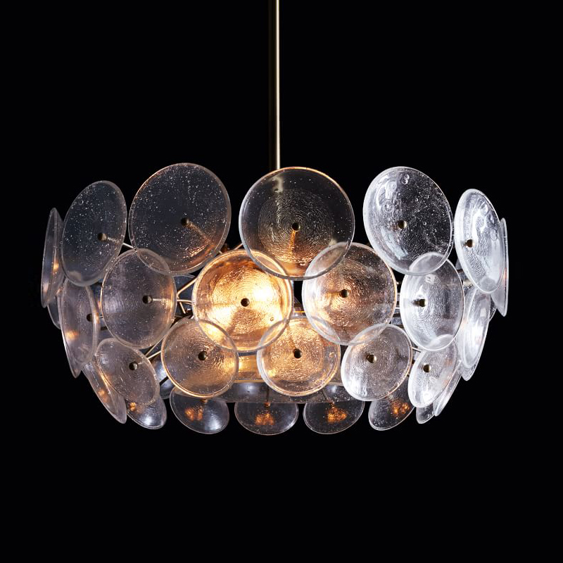 Modern Luminaria Pendente Glass  Living Room   Restaurant  Home Decoration E27 Light Fixture Luminaria Pendente Deco Maison