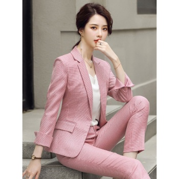 Womens Casual Lined Suits