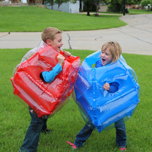 Ball-Toys Bubbles-Ball Body-Bumper Pvc Inflatable Outdoor Children Games Interesting