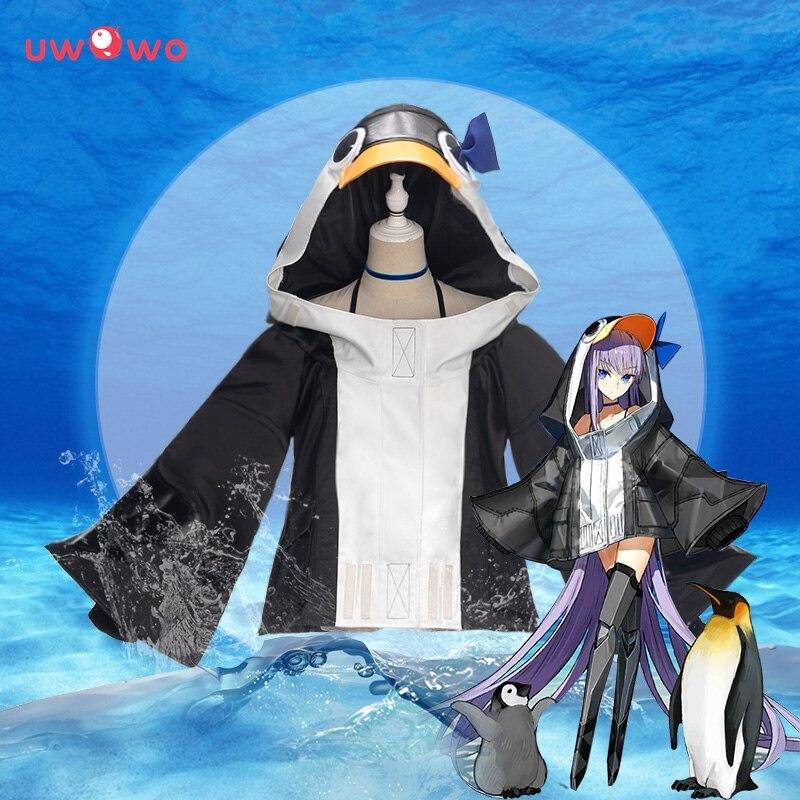 【Pre-sale】Uwowo Game Fate Grand Order/FGO Meltlilith/Meltryllis Penguin Swimsuit Cosplay Costume Cute Girl Cosplay Bikini