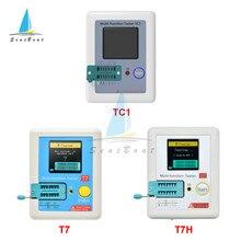 Lcd-Display Resistor-Meter PNP MOSFET Capacitance T7 T7-H TC1 TFT Esr-Diode-Triode NPN