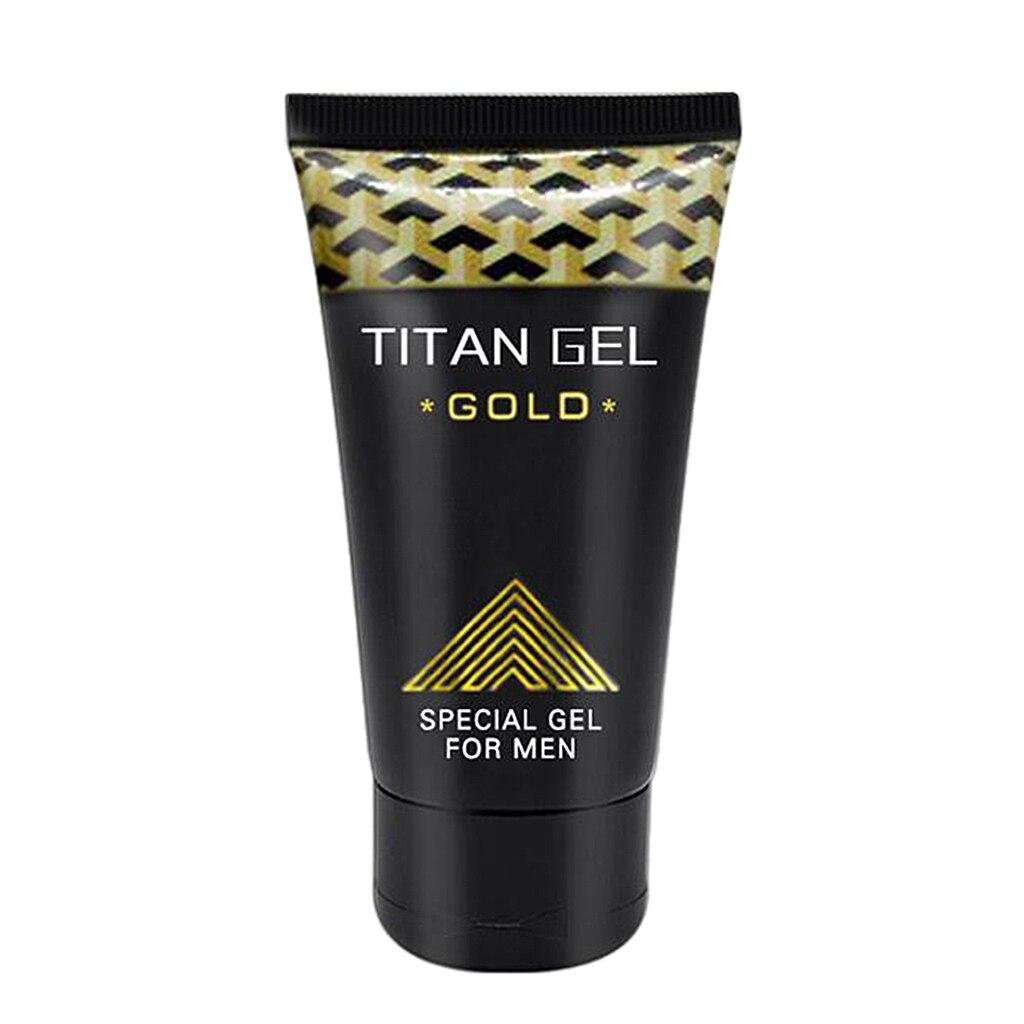 Gold Peni s Enlargement Cream Retarder Gel for Male Potency Growth Delay 50ml Afrodisiac for Men